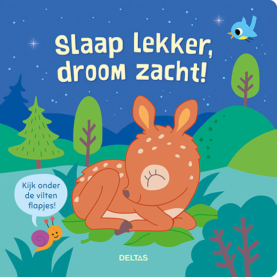 Slaap lekker, droom zacht!