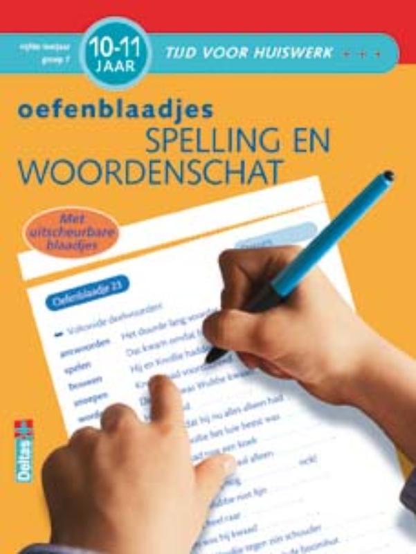 Spelling en woordenschat (10-11 jaar)