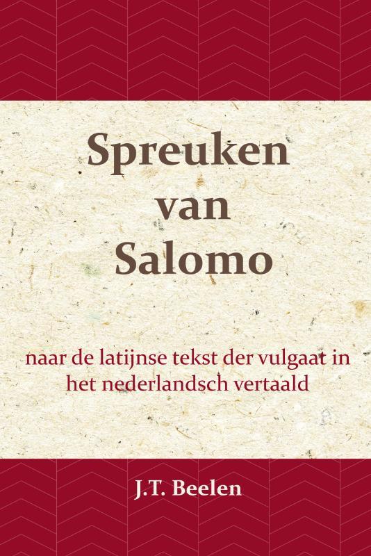 De Spreuken van Salomo