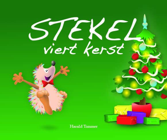 Stekel viert kerst