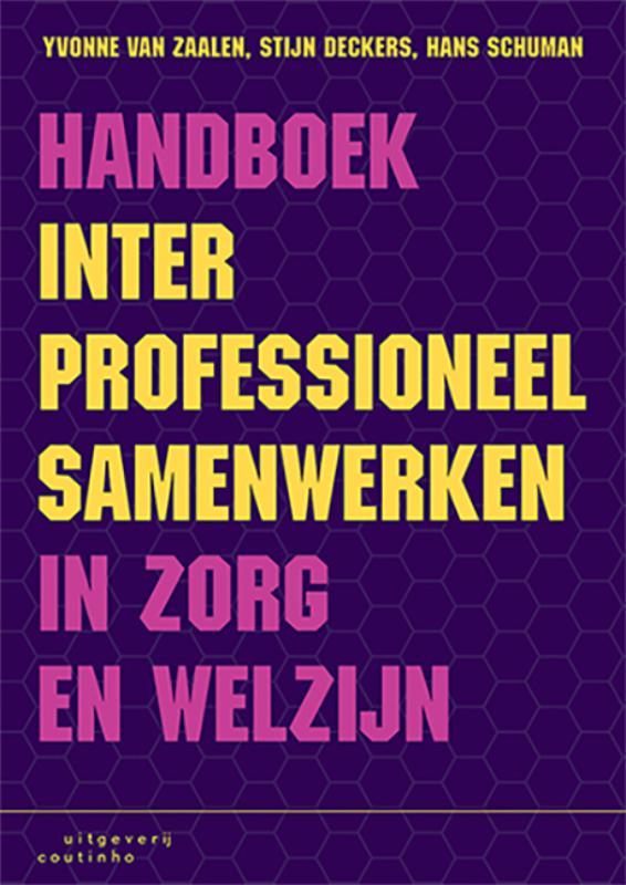 Handboek interprofessioneel samenwerken in zorg en welzijn
