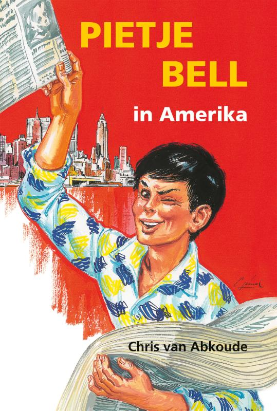 Pietje Bell in Amerika