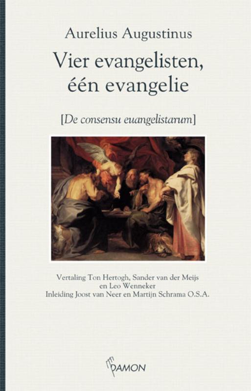Vier evangelisten, een evangelie