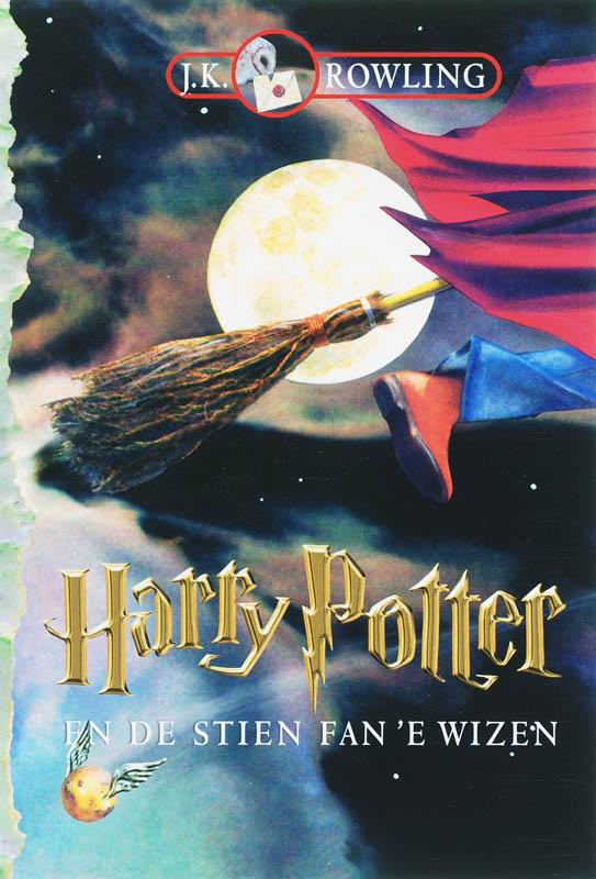 Harry Potter en de stien fan e wizen