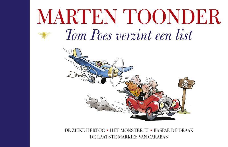 Tom Poes verzint een list