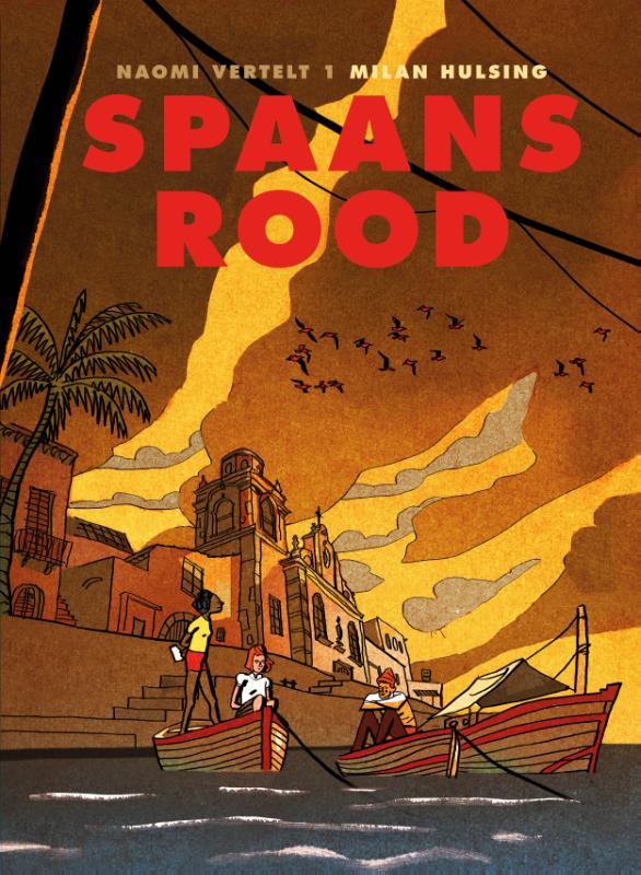 Spaans Rood