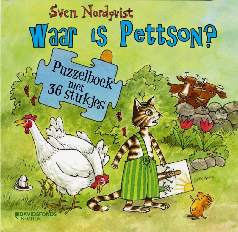 Waar is Pettson?