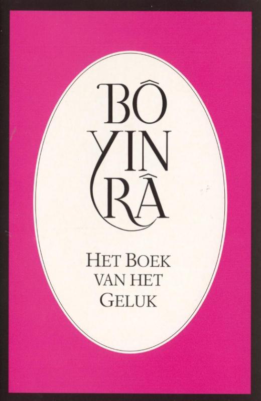 Het boek van het geluk