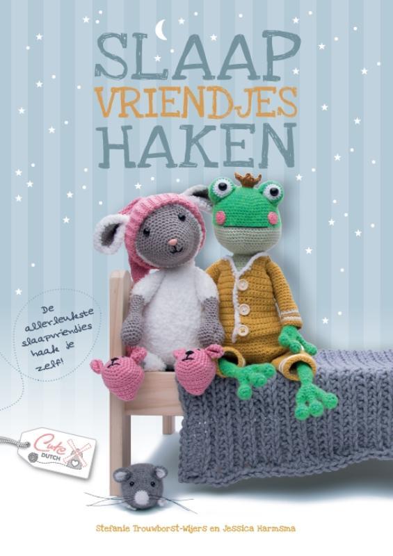 Bloemenpoppen Haken Bas Den Braver 9789043920483 Boek