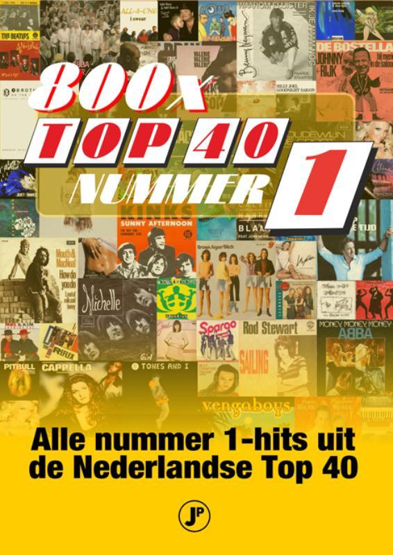 800 nummer 1-hits uit de top 40