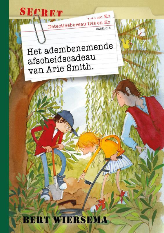 Het adembenemende afscheidscadeau van Arie Smith