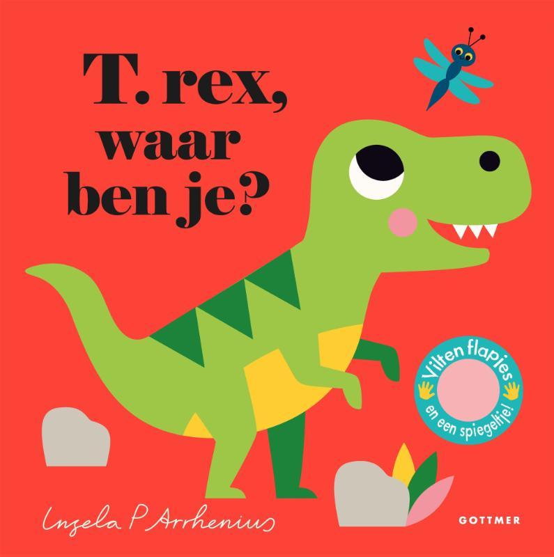 T. rex, waar ben je?