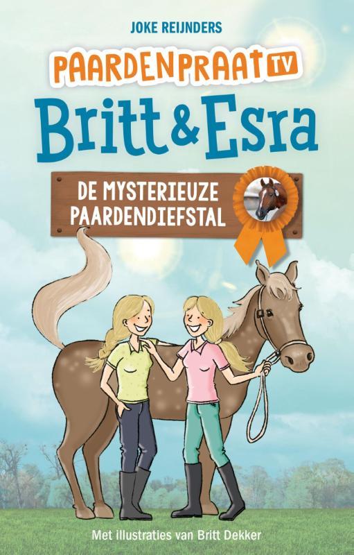 De mysterieuze paardendiefstal