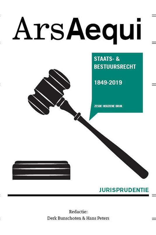 Jurisprudentie Staats- en bestuursrecht 1849-2019