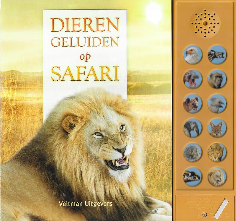 Dierengeluiden op safari