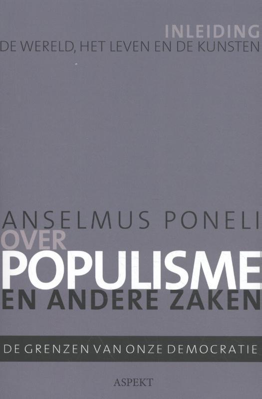 Over populisme en andere zaken