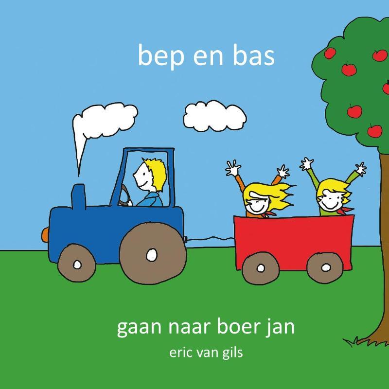 Bep en Bas gaan naar boer jan