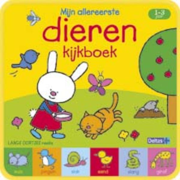 Mijn allereerste dierenkijkboek