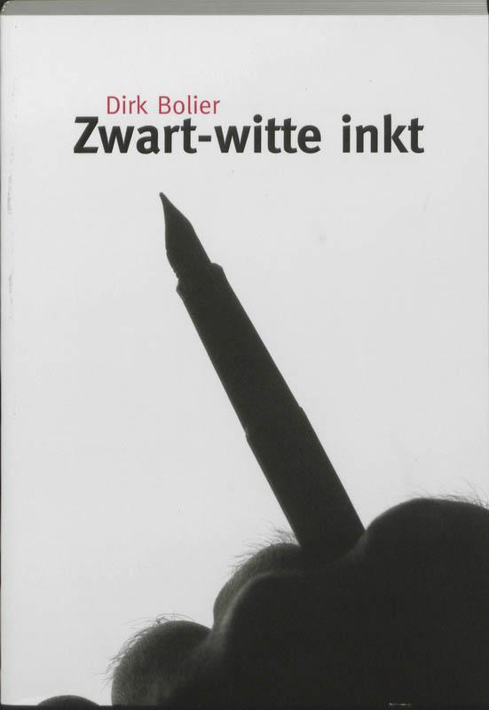 Zwart-witte inkt