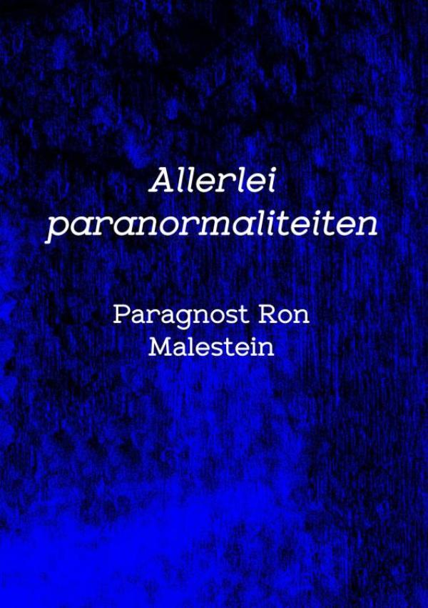 Allerlei paranormaliteiten
