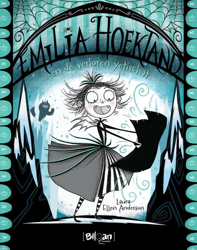 Emilia Hoektand en de verloren yetischat