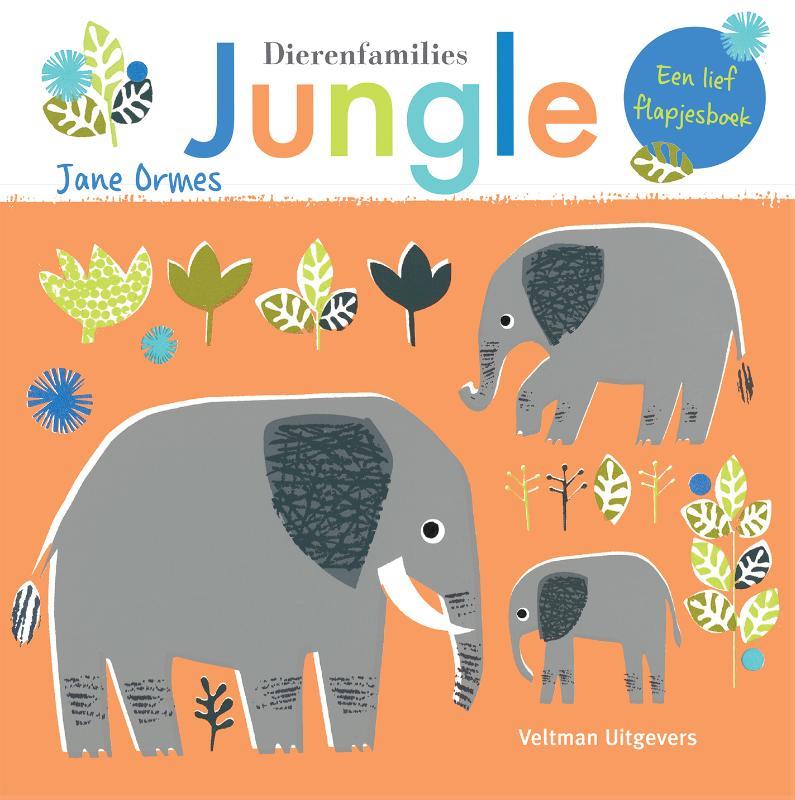 Dierenfamilies: Jungle