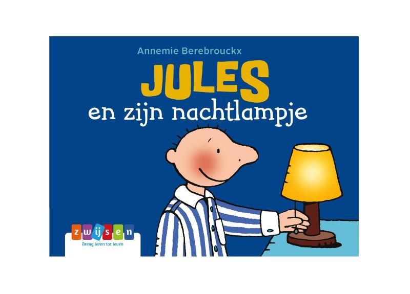Jules en zijn nachtlampje
