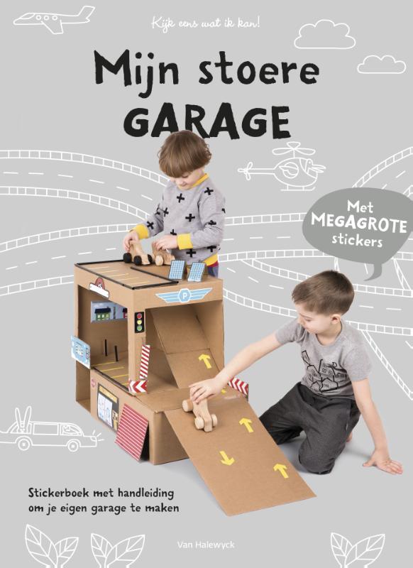 Mijn stoere garage