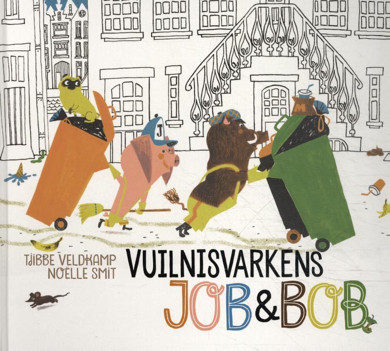 Vuilnisvarkens Job & Bob