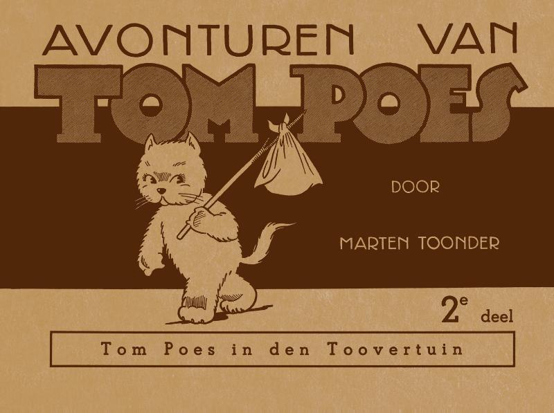 Tom Poes in den toovertuin