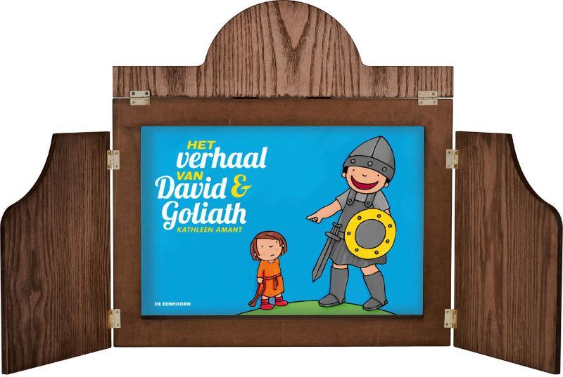 Combipakket het verhaal van David en Goliath