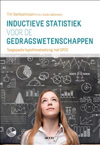 Inductieve statistiek voor de gedragswetenschappen