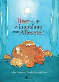Beer en de winterslaap van Alleseter