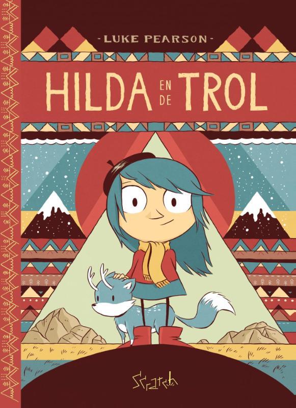 Hilda en de troll
