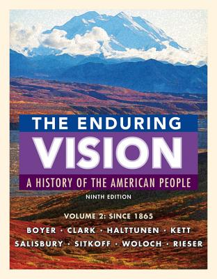 enduring vision chapter 28 notes Enduring vision textbook notes coursenotes chapter 28 the liberal era (1960 1968) coursenotes, please find the enduring vision chapter 28 outline.