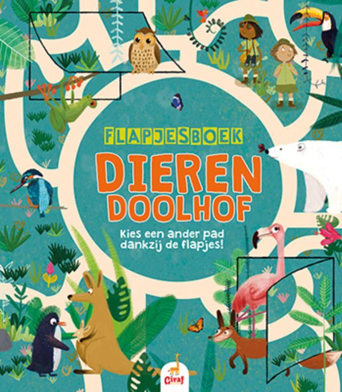 Flapjesboek: Dierendoolhof