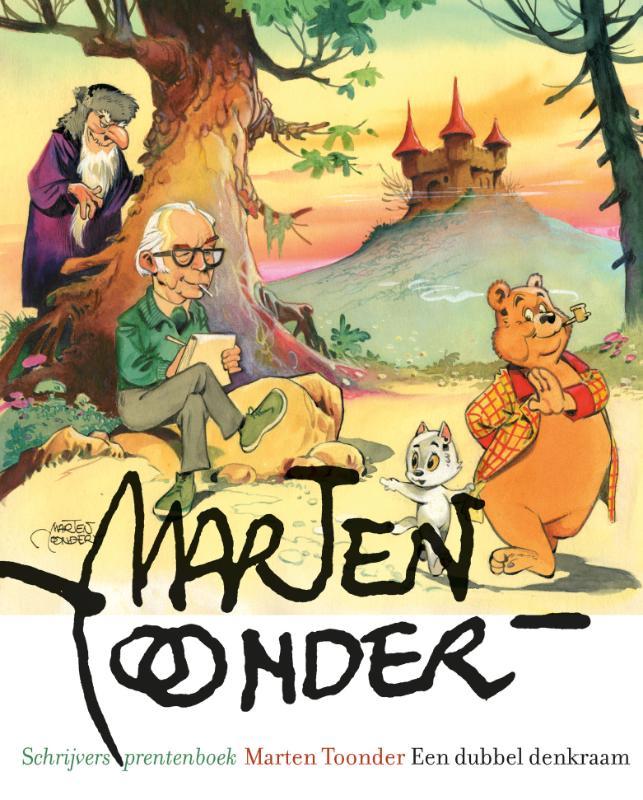 Marten Toonder een dubbel denkraam