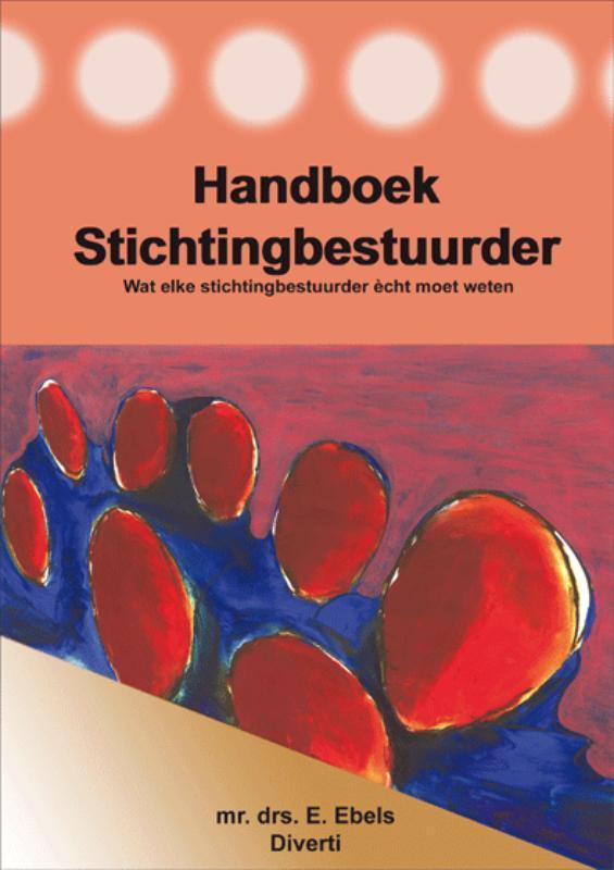 Handboek Stichting bestuurder
