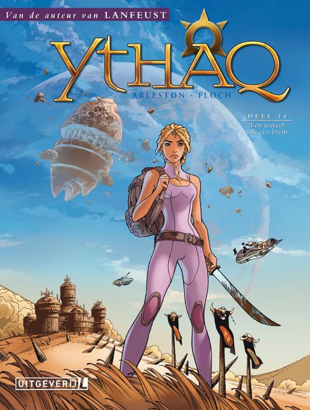 Ythaq | 14 Een juweel van een brein