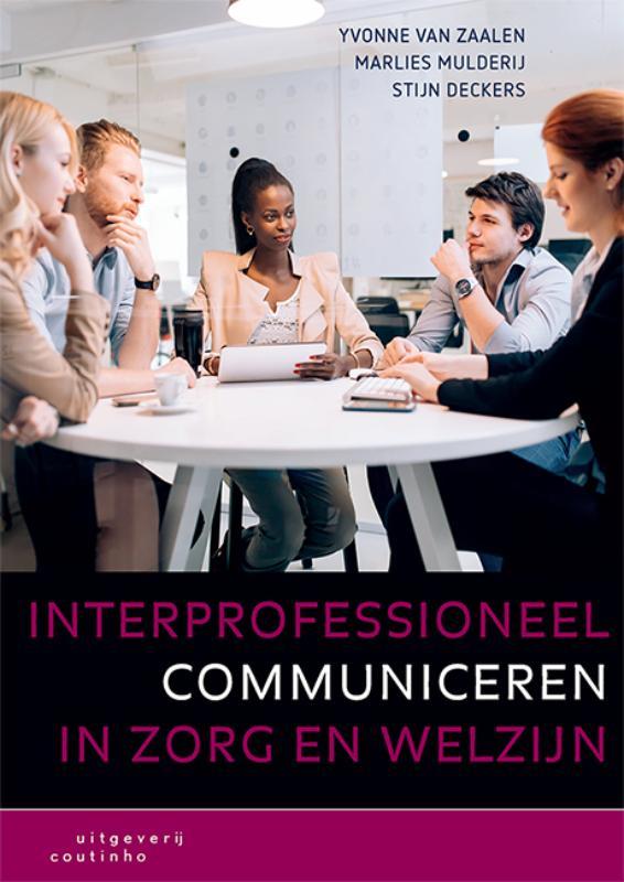 Interprofessioneel communiceren in zorg en welzijn