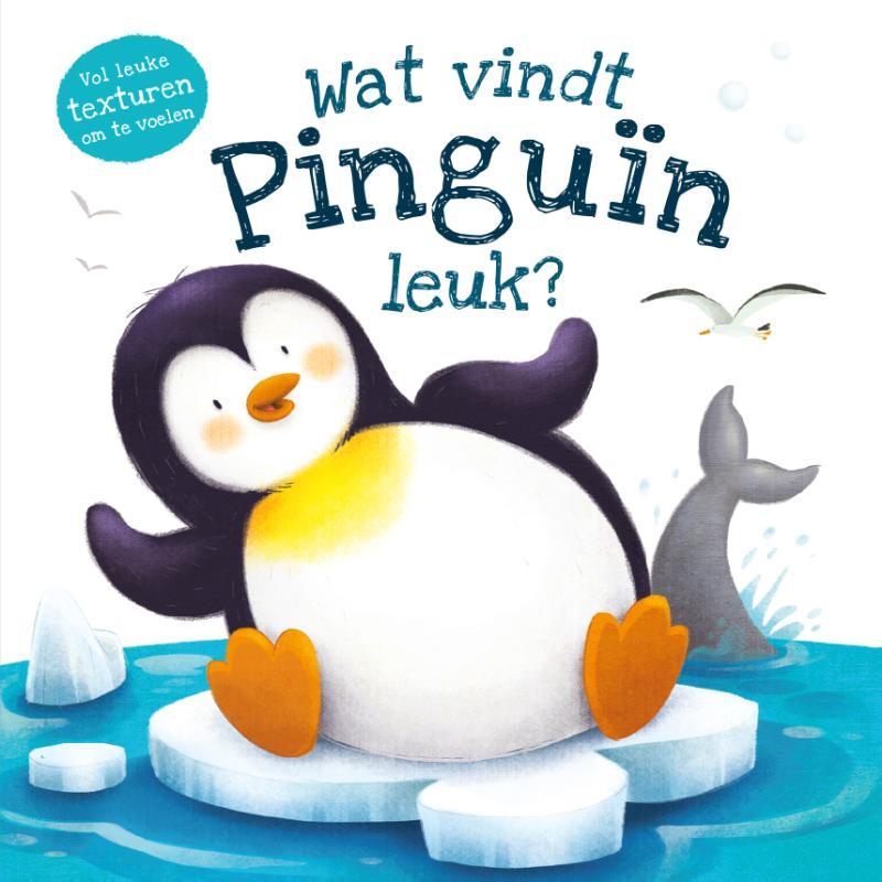 Wat vindt pinguïn leuk?