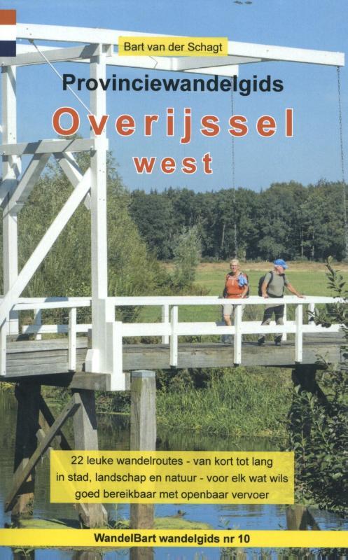 Provinciewandelgids Overijssel West