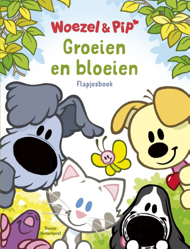 Woezel & Pip - Groeien en bloeien