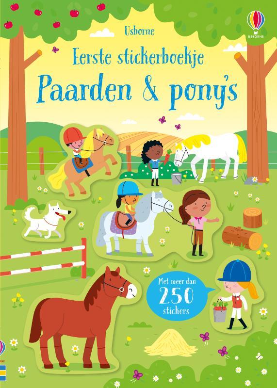 Paarden & pony's