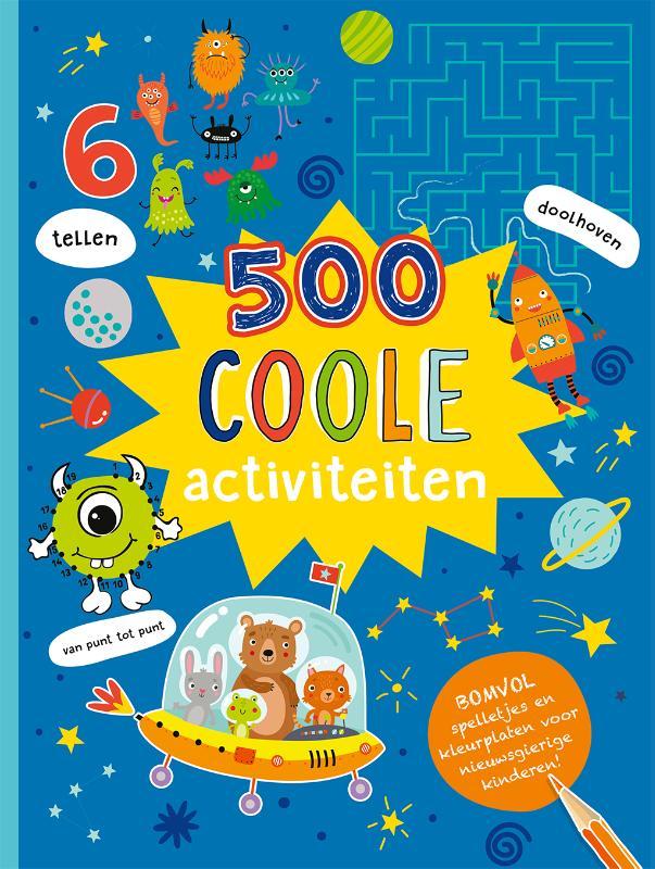 500 Coole activiteiten