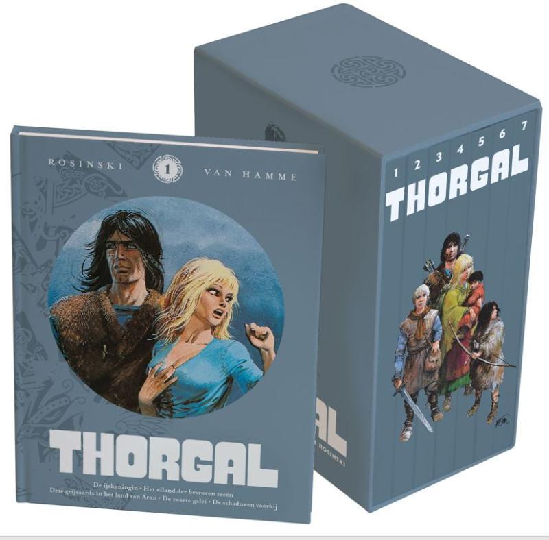 Box Thorgal (door Rosinski)