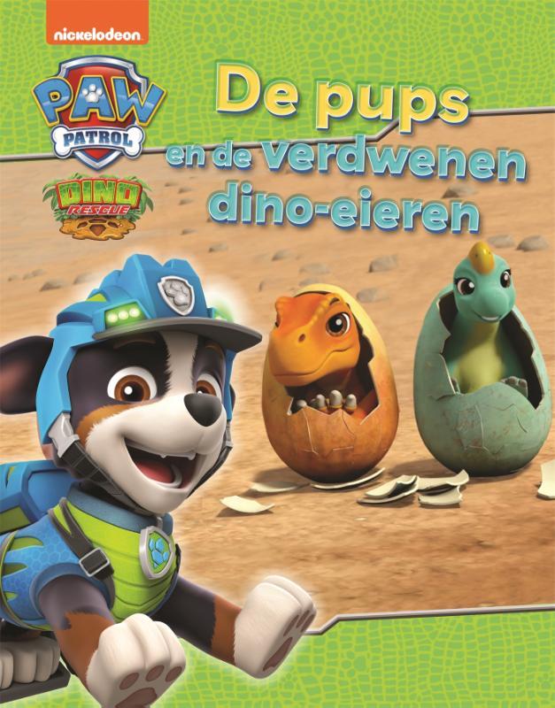 De pups en de verdwenen dino-eieren