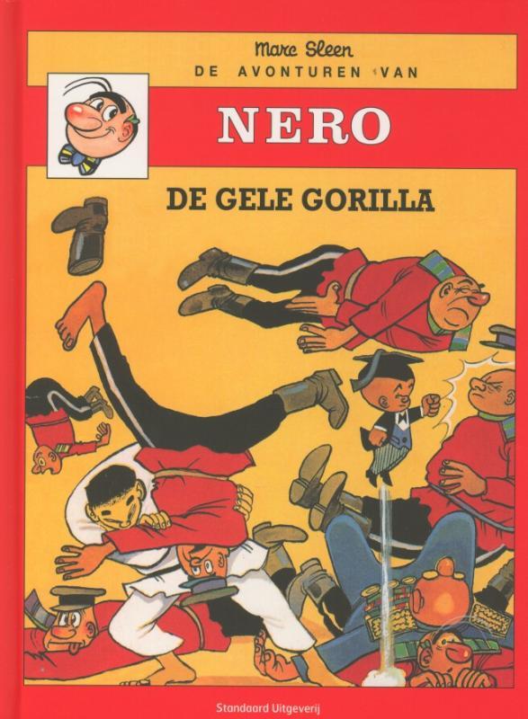 De gele gorilla