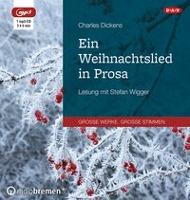 Ein Weihnachtslied in Prosa (1 mp3-CD)