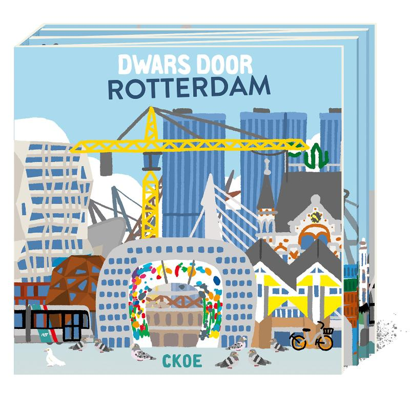 Dwars door Rotterdam
